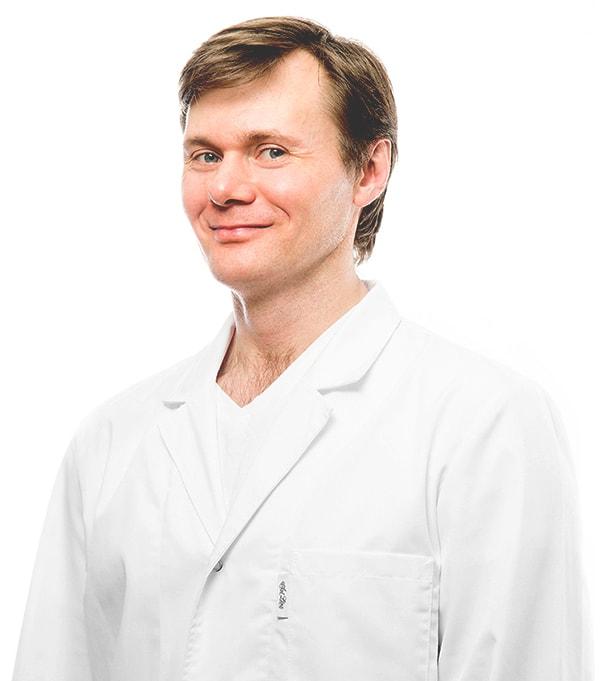 Врач-рентгенолог Китаев Сергей Вячеславович