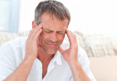 Боль в голове при мигрени