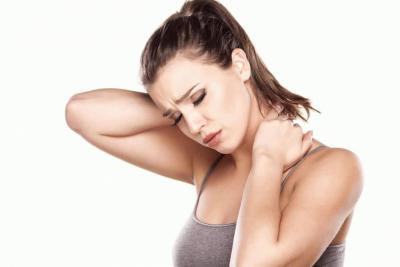 Боль в шее у женщин
